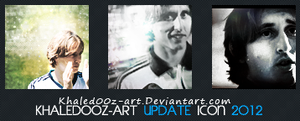 Luka Modric #SET ICON by khaled00z-art