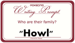 Pokecino Writing Prompt-Family-Howl by AllegedStitches