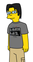 simpsons me by JediKaputski