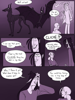 My Pet Vampire: Busted? - Page 4 by CrazyRatty