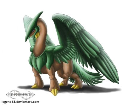 Tropius by Legend13