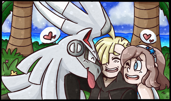 They love their edgelord. by PoroPants