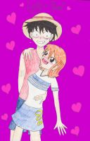 LuffyNami: Uncommon Lovers by Luffy-Kun