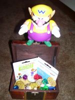 Wario's Haul by Salem-the-Psychic