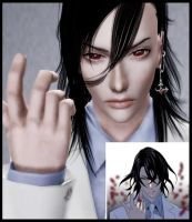 Cadis Etrama di Raizel from Noblesse by ammn