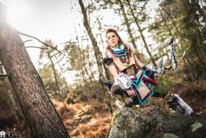 HZD cosplay by LiliDin