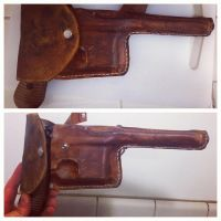 Booker DeWitt holster by Forcebewitya