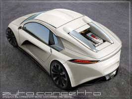 virtual tuning progetto stealh by peppus84
