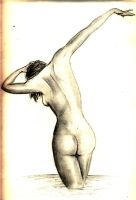 Untitled Nude no. 1 by Poldod