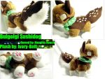 Bulgolgi Sushidog Plush! by Ivory-Bolt