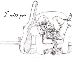 I Miss You by Tetsumiro