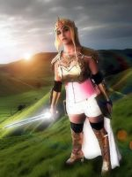 Hyrule Warriors: Princess Zelda by Xalitha