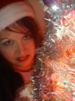 Tinsel Happiness by RebeKahsOwnPlace