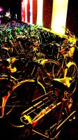 Bicycles by Sijah
