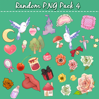 Random PNG Pack 4 by Natsi90