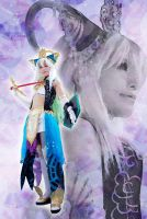 Warriors Orochi NvWa by Rina-Liu