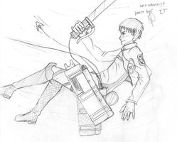 SnK: Marco [SKETCH] by wasipol