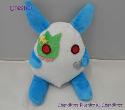 Chanditoys: Cheshei by Chanditoys