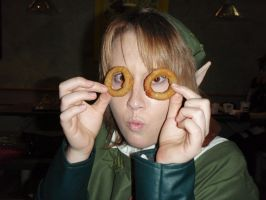 OoOoh Onion rings XD by SeiakuCosplay