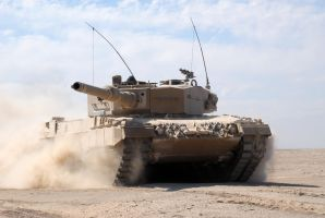 Leopard 2a4 by ManickX92