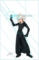 KH: The Creator by cindre