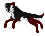 CP: Leap~ Blood-Mutt by lolpeaceoutlol