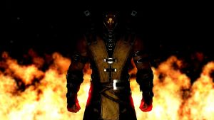 Forged in Hell Fire by dumbass333
