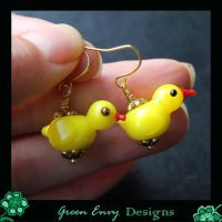 duckies by green-envy-designs