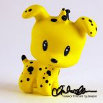 The Cheat puppy Custom LPS by thatg33kgirl