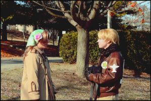 Hetalia: A Chance Meeting by Inspiral