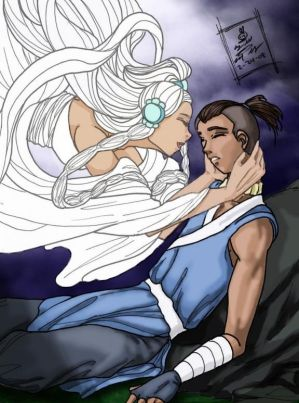 Avatar's Selene and Endymion