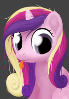 Princess Cadence :P by SymbianL