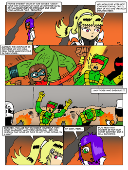 Tumbling Down Part 3 by JohnnyFive81
