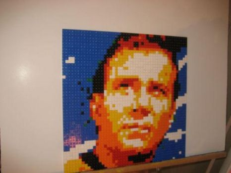 kirk mosaic  by unknown by SFShipyards