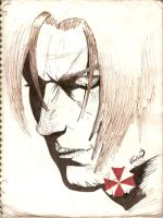 Leon Kennedy1 by OPendleton