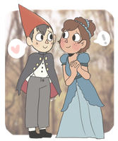 Over the Garden Wall by burihamachi