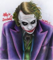Joker by Mad-Hatter----X