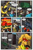 GIANT GIRL STEPS OUT PG2 by Eggplantm