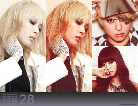 PS Action 28 by Liinh