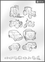 Vehicles_Icons by con3x