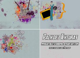 Pack Large Textures+OO1. by MyHeartBeatsForDemiL