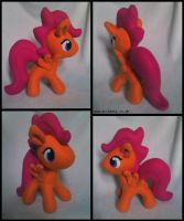 MLP: Scootaloo by Trinkety