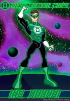 GLCA-Hal Jordan by Boy-Meets-Hero