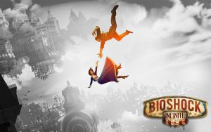 Bioshock Infinite by AcerSense