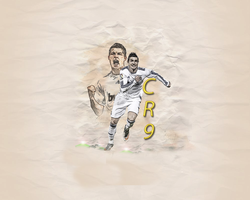 CR9 by juventino11