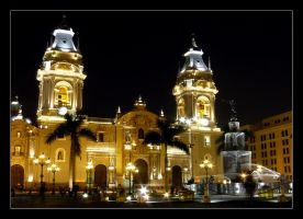 Lima Cathedral III by Boofunk