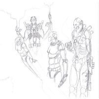 iron trooper and agent orange by savagehenry89