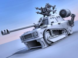 Super car by sergin3d2d