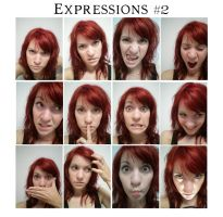 Expressions Version 2 by Oleander04