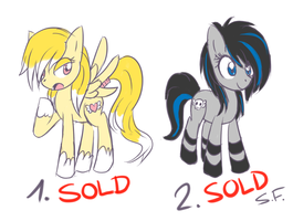 Pony Adoptables by GrowingLight